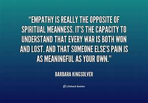 Famous Quotes On Empathy QuotesGram