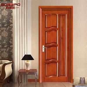 China, Wood, Panel, Door, Design, Solid, Wood, Interior, Door, Gsp2-001