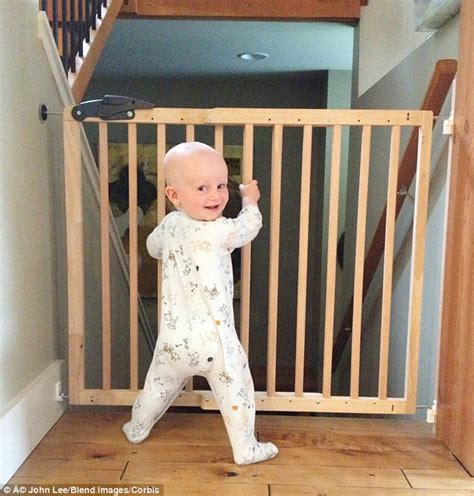 Baby Safety Gates Aren't Always Safe, Study Finds Daily