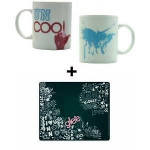 pack glee mug and mouse mat forom47