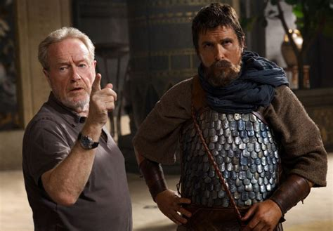 Ridley Scott Trades Out God For Nature Fury