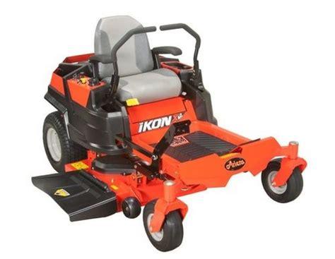 ikon ariens 42 zero turn mower lawn kohler 22hp inch residential engine series hp cutting