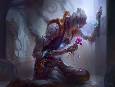 die illustration for magic the gathering by artofryanyee on deviantart