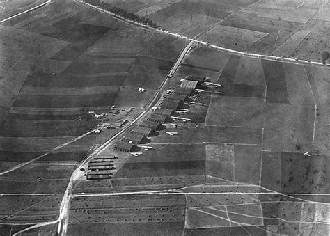 French airfield 'Terrain de Chipilly' July/August 1916 ...