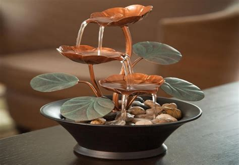 how to make homemade indoor fountain ways to make
