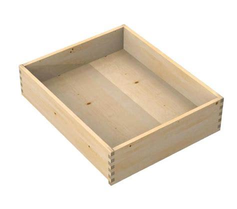 cassetti fai da te cassetto in kit in legno massello