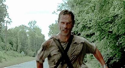Andrew Lincoln Walking Dead He Leaving Literally