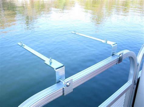 Boat Grill Holder by Find Pontoon Boat Rail Mount Bracket Set For Your Bbq