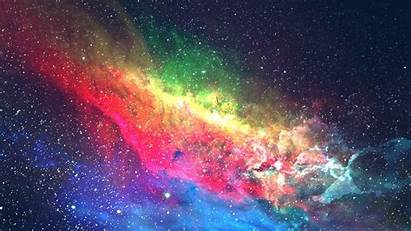 Galaxy Rainbow Lightning