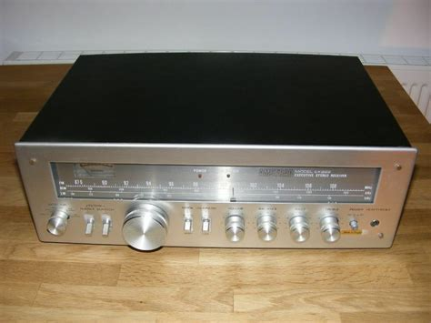 Amstrad Tuner Stereo Receiver Amp/amplifier Executive