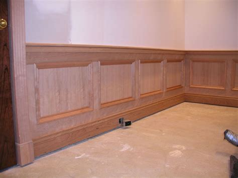 Wainscoting With Paneling by Judges Paneling Home Plans Ideas Wood Wainscoting