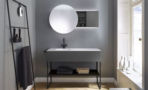 meubles de salle de bain s 233 rie coco burgbad