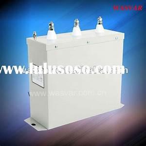 220v 380v 400v 415v 550v Capacitor Bank  Power Factor Improvement  Pif Unit  For Sale