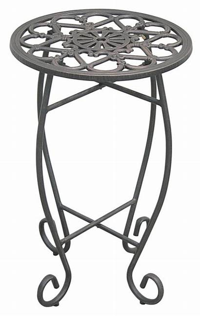 Plant Stand Wayfair Outdoor Iron Cast Tiered