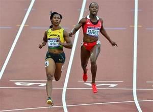 Fraser-Pryce retains women's 100m title, USA's Jeter wins ...