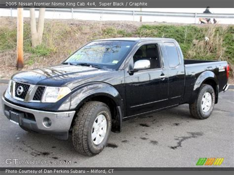 2005 Nissan Frontier Nismo King Cab 4x4