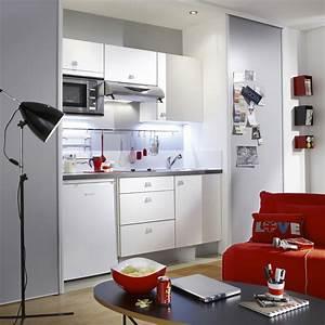 Cuisine Pour Studio : petite cuisine 20 mod les de kitchenettes id ales pour ~ Premium-room.com Idées de Décoration
