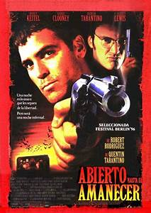 From Dusk Till Dawn Spanish Poster - Movie Posters