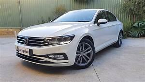 Volkswagen Passat 2021 Review  140tsi Business Sedan
