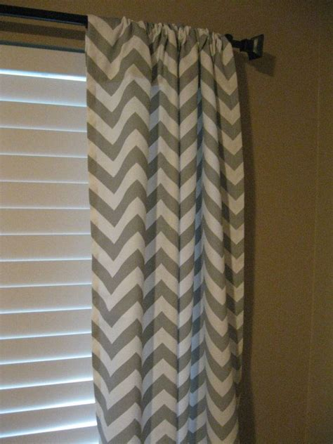 Grey And White Chevron Curtains 96 by 54 Best Images About Gray Yellow Kitchen On