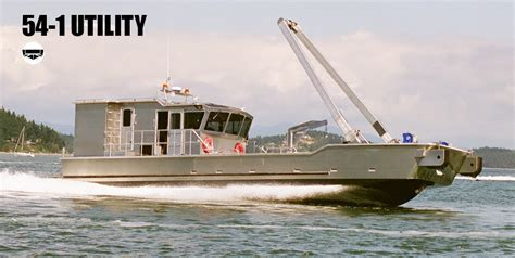 Aluminum Boat With Front R by Munson 54 Series Custom Welded Aluminum Boats Landing