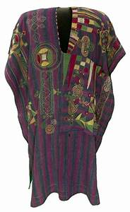 Africa robe from the nupe people of nigeria ca 1850 for Robe nigerian