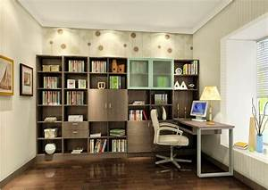 Decorating a study room in your home a room for everyone for Interior design home study course