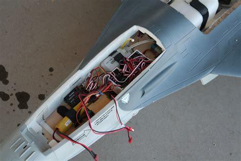 Global Turbofoam F16 Gray With Ace 60 Turbine Enginegjc