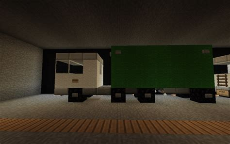 cargo truck creation