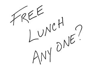 How To Get A Free Lunch | Stone Canyon Pizza - Zona Rosa ...