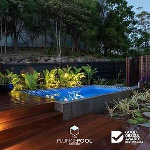 Concrete Plunge Pools 4 6m X 2 5m