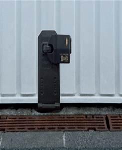 comment securiser sa porte de garage des cambriolages le With comment bloquer une porte de garage basculante