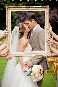 Cadre Photo Mariage : 86 id es comment r aliser la meilleure photo de mariage originale ~ Teatrodelosmanantiales.com Idées de Décoration