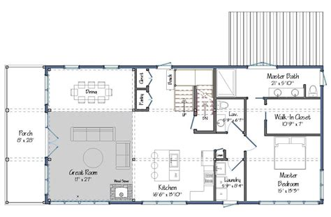 shed house floor plans contemporary barn house plans the montshire