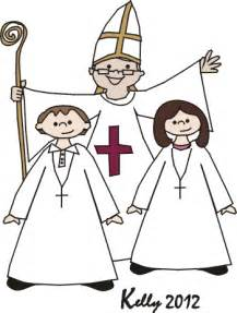 Free Catholic Confirmation Clip Art