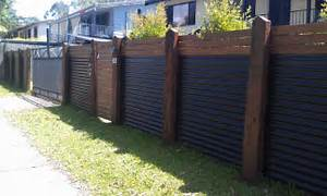 Backyard Fencing Idea Rustic Refined The Dramatic Fence Designs For Your Front Yard