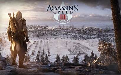 Creed Iii Assassin Wallpapers Xbox Mode 3d