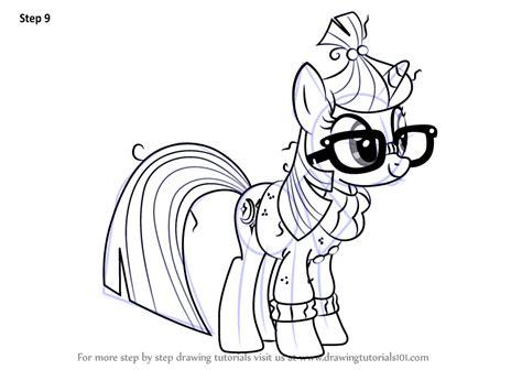 learn   draw moon dancer    pony