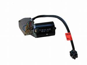 Wiper Motor Power Supply