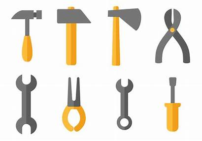 Tools Vector Construction Clipart Tool Carpentry Graphics