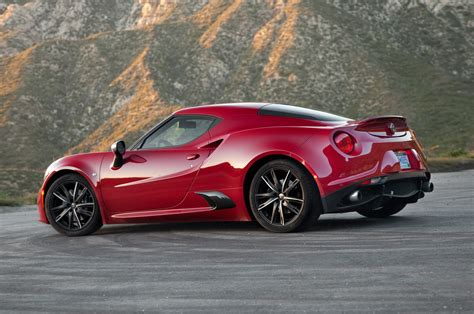 Romeo 4c by 2015 Alfa Romeo 4c Coupe And Alfa Romeo 4c Spider Four