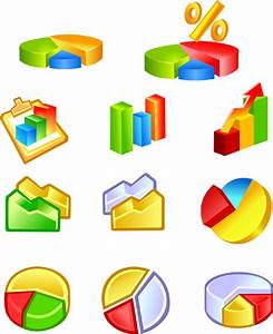 Diagram Icons  20102  Free Ai Download    4 Vector