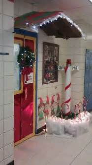 Office Cubicle Christmas Decorating Contest by East Lake Door Decorating Contest On Pinterest 17 Pins