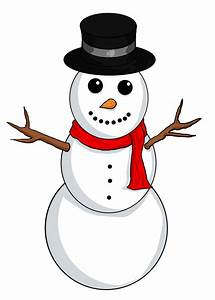 Free to Use & Public Domain Snowman Clip Art - Page 3