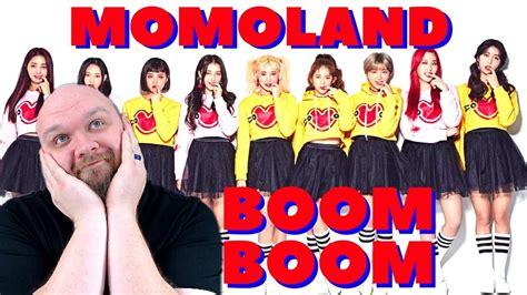 Kpop Reaction Momoland Boom Boom (2018)