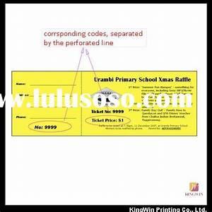staples raffle ticket templates staples raffle ticket With staples printable tickets template