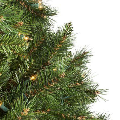 brighton fir prelit tree christmas lights