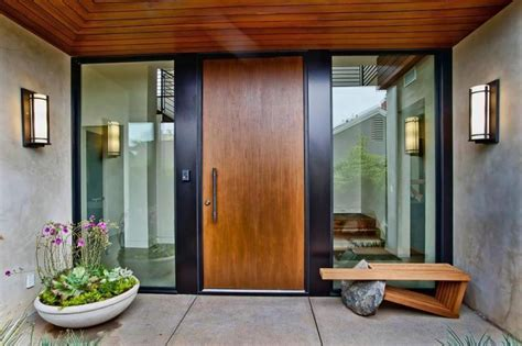 entrance home decor ideas interesting front door ideas with large glass for modern house entrance pinkax com