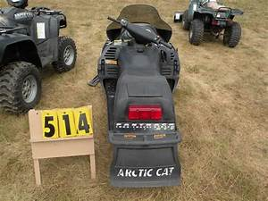2000 Arctic Cat Zrt 600 4uf06snw2yt205590