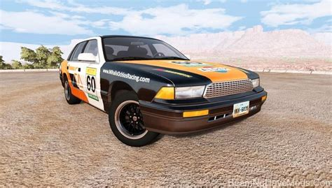 Beamng  Gavril Grand Marshall Racing Custom V066